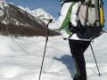 Verso Monte Caulana